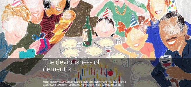 The deviousness of dementia