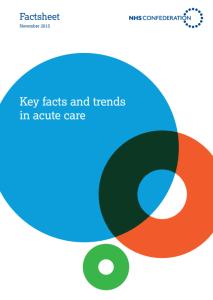 factsheet - acute care