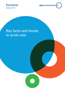 factsheet - acute care