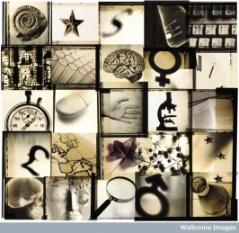 B0003319 Biomedical research - composite artwork