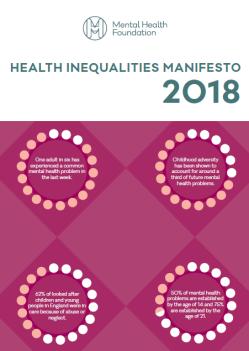 Mental health inequal