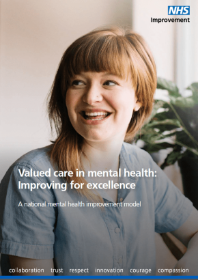 valued care in mental health