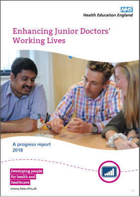 Enhancing junior doctors working lives