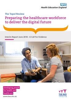 Preparing the healthcare workforce