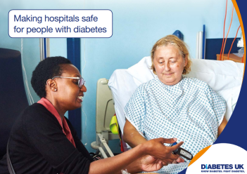 Making hospitals safe Diabetes UK