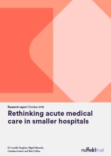 Rethinking medical