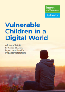 Vulnerable children in a digital world