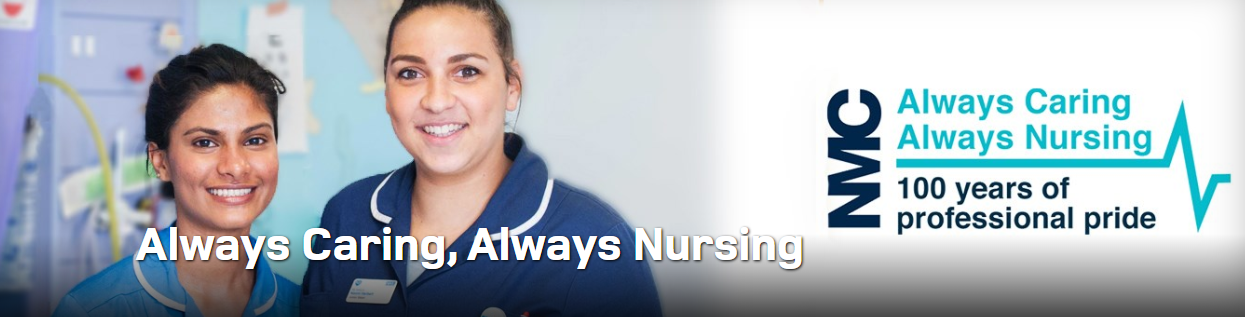 nmc.org.uk always-caring-always-nursing